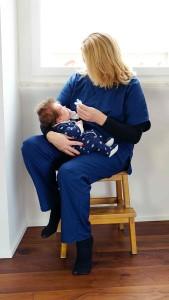 franca e i bebè